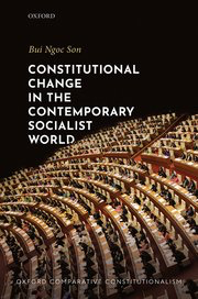 Constitutional Change in the Contemporary Socialist World