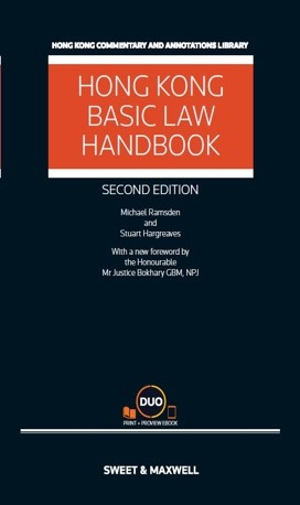 The Hong Kong Basic Law Handbook